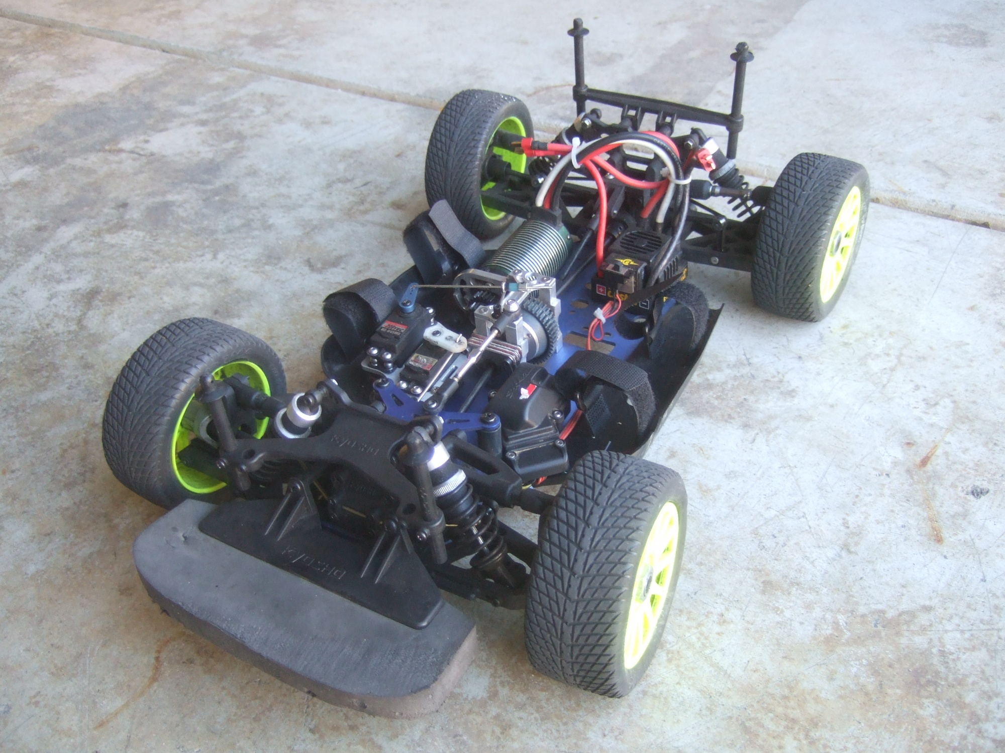 Kyosho Inferno GT Brushless Conversion