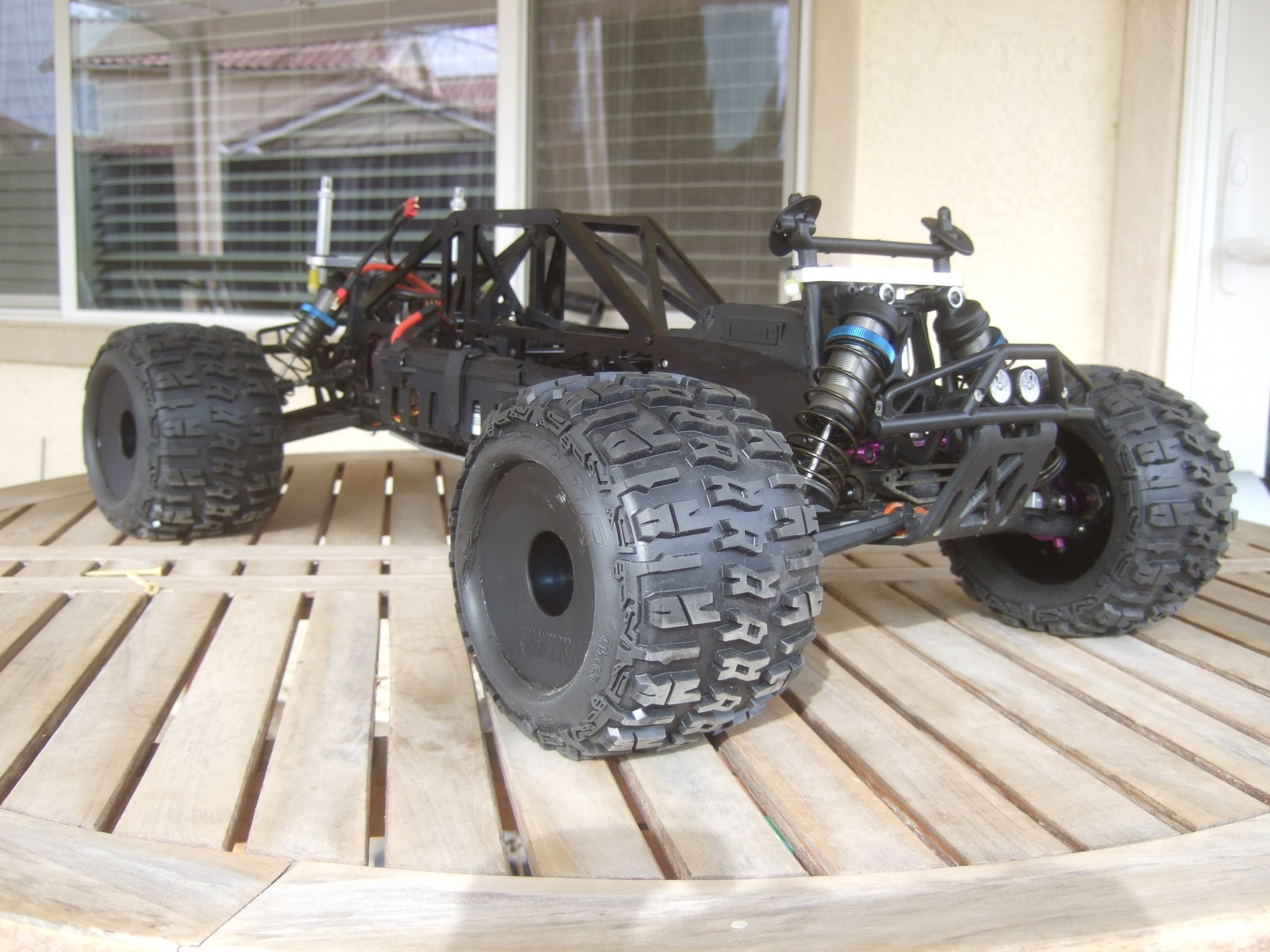 HPI Savage TCS 5T LST Shocks