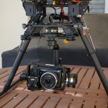 DJI Zenmuse Z15-N Gimbal for the Sony NEX-7