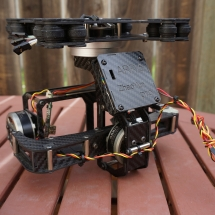 ARRIS ZHAOYUN 3-Axis Brushless Gimbal 32bit