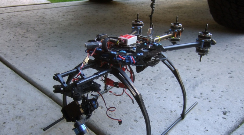 Tarot FY680 HexaCopter - Y6 Conversion Version 2