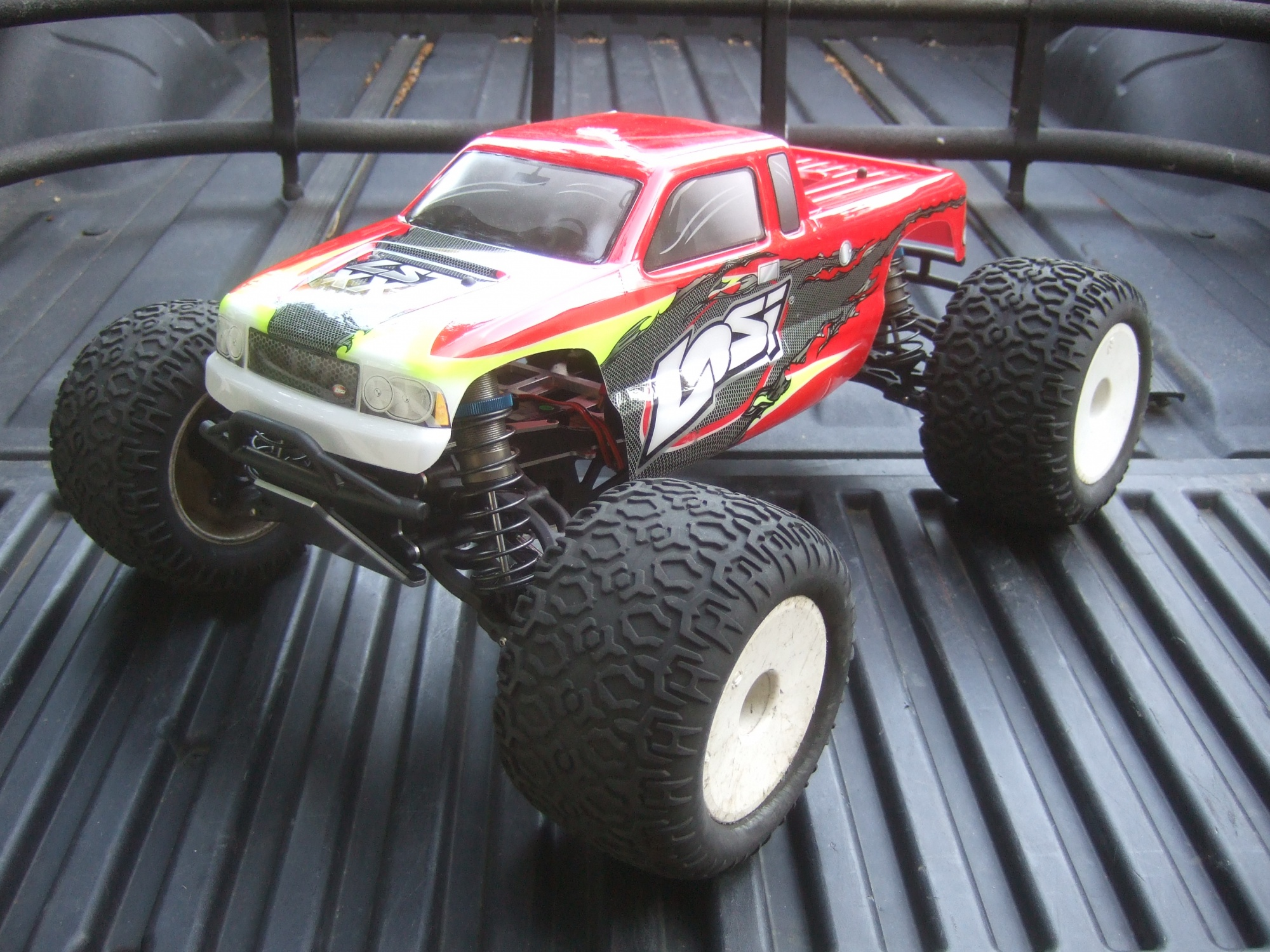 Team Losi LST XXL Brushless Conversion