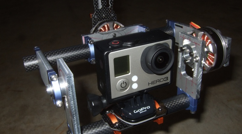 Custom Brushless Gimbal